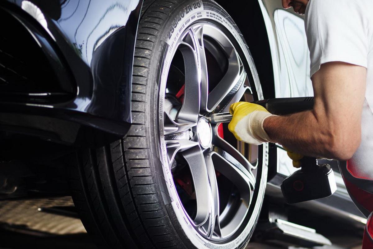 О работе специалиста по автомобильным шинам